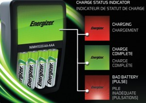 Energizer - Improved Value Charger