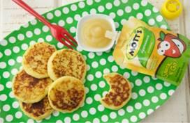 Mashed Potato Cakes with Mott's Applesauce